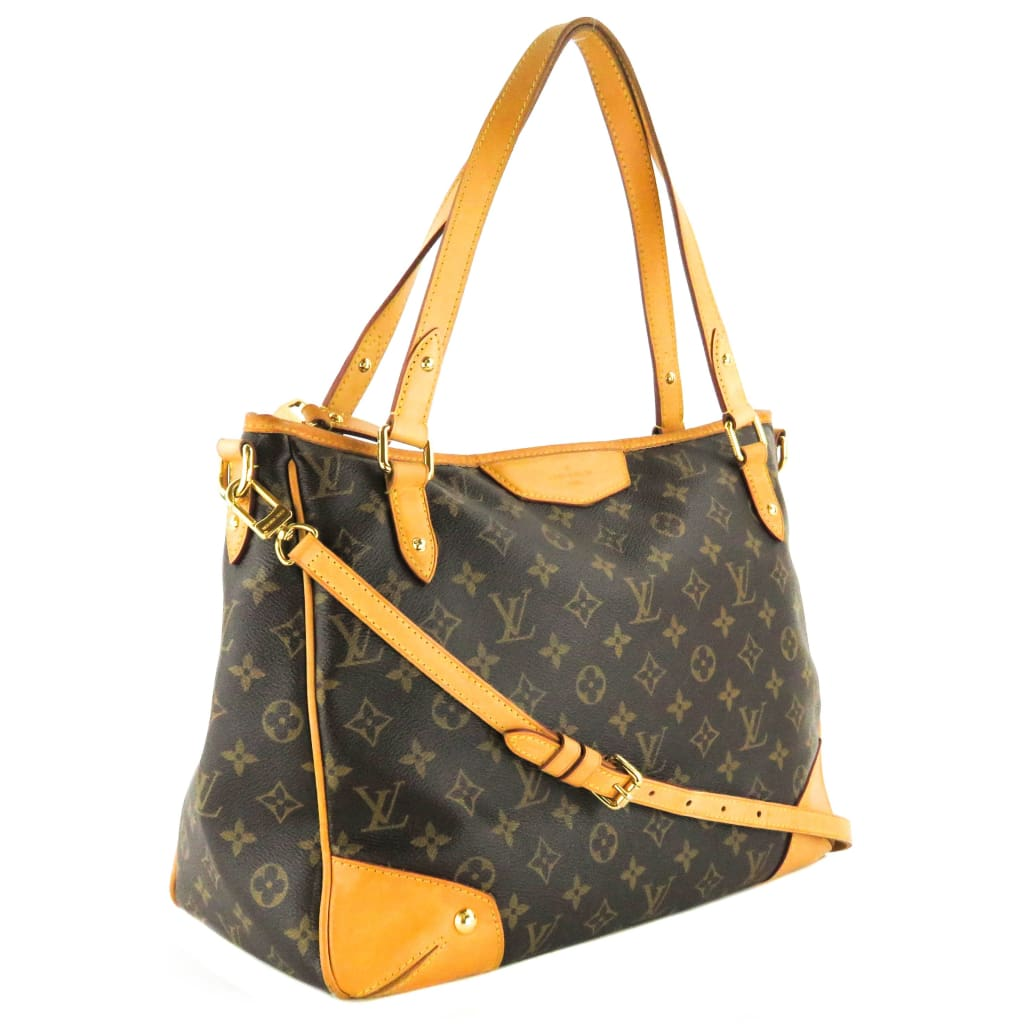 Louis Vuitton Brown Monogram Canvas Estrella MM Tote Bag - Totes