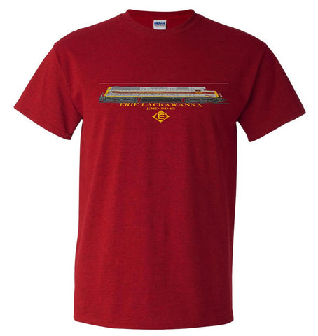 Erie Lackawanna EMD SD45 Shirt