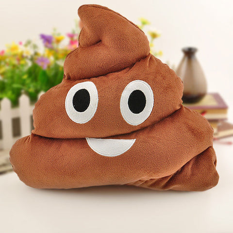 Emoji Throw Pillow - OddGifts.com