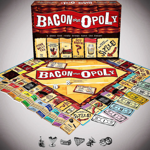 Bacon Monopoly - OddGifts.com