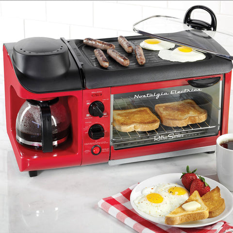 Breakfast Station - OddGifts.com