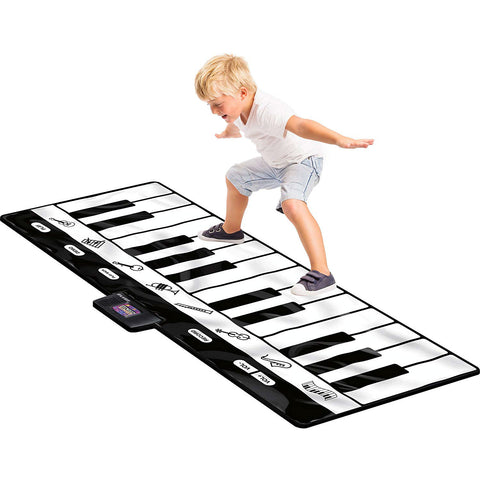 Gigantic Playable Piano Keyboard - oddgifts.com