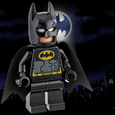 LEGO Batman Alarm Clock - OddGifts.com