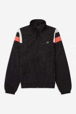Fred Perry Colorblock Shell Jacket