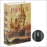 Diversion Book Safe with Combination Lock
