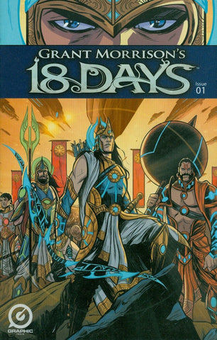 18 Days (2015 series) #01-8 [SET] — Volume 01: The War Begins (All Regular Covers)