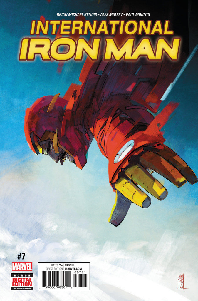 International Iron Man (2016 Series) #7