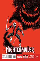 Nightcrawler (2014 series) #07-12 [SET] — Volume 02: Reborn