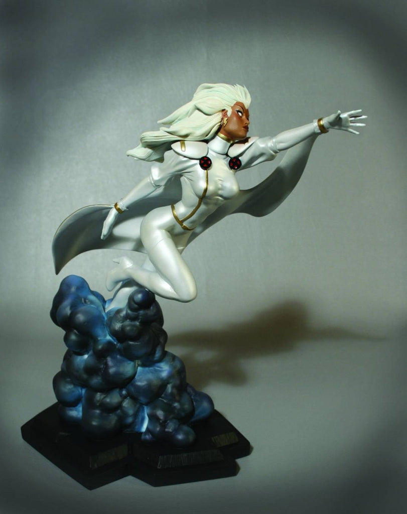 X-Men – Storm – Full-Size Statue (Action Version) (Variant White Costume Version)