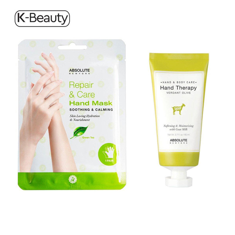 Repair & Care Hand Mask + Hand Therapy Set