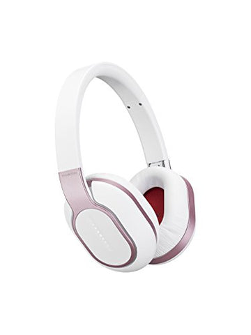 Phiaton BT 460 Pink Wireless Touch Interface Headphones with Microphone