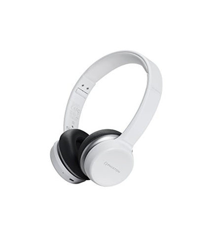 Phiaton BT 390 White Wireless Headphones with Mic