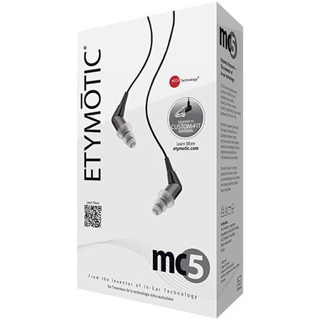 Etymotic Research mc5 Earphones