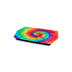 Be Lit Travel Rolling Tray, Tie Dye