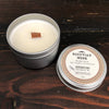 Egyptian Musk Wooden Wick Soy Candle