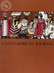 A West African Journal, a California art book, CaliforniaWatercolor.com