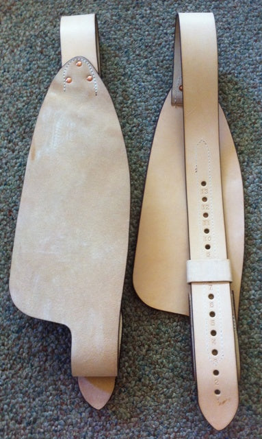 Billy Cook Saddle replacement saddle fenders