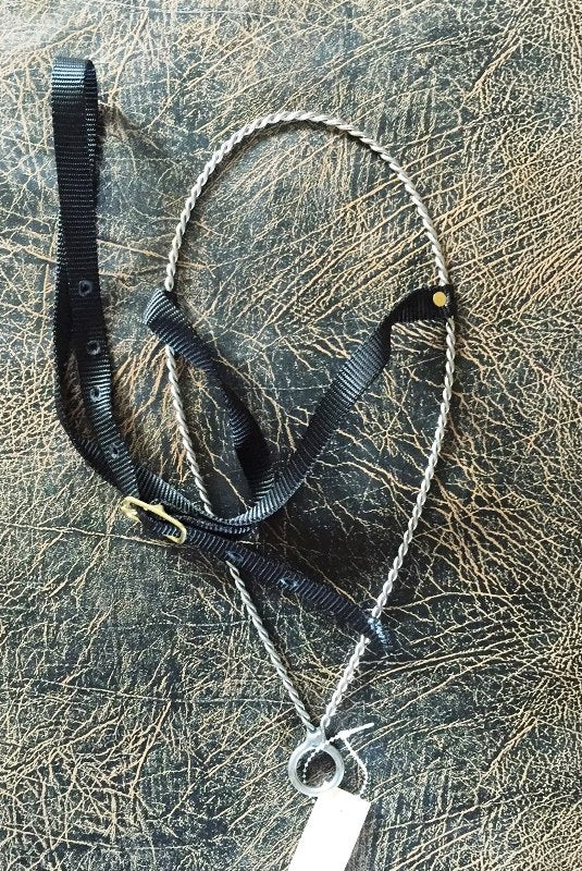 Twisted Wire Noseband