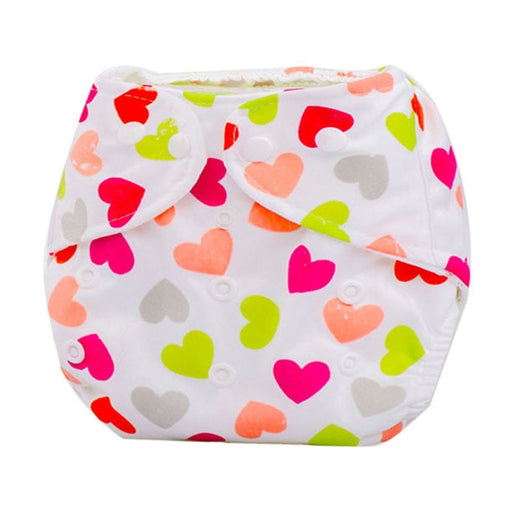 Printed Cloth Diaper