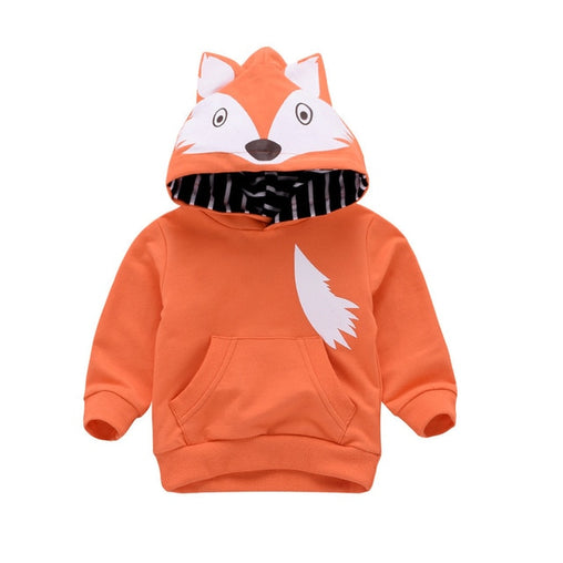 Fox Hoodies