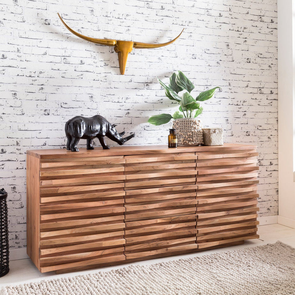Solid Wood Boulevard Sideboard