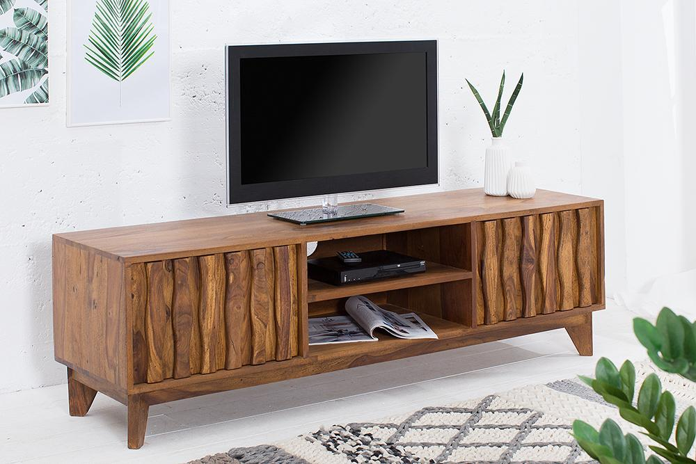 Solid Wood MADWAY TIM Tv Unit