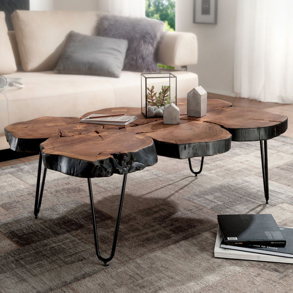 Solid Wood INDIANA SHADE Coffee Table