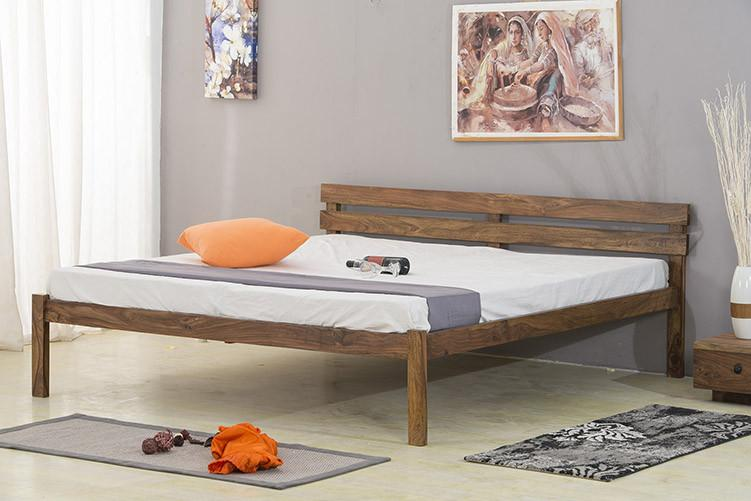 Solid Wood Charlie Bed