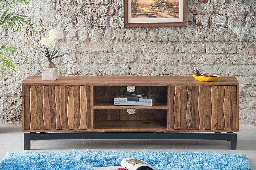 Solid Wood MADWAY Tv Unit