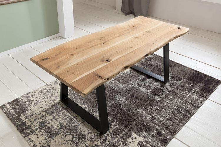 Solid Wood Indiana Live Dining Table