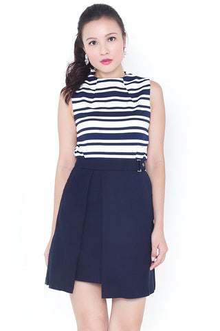 Althea Nautical Stripe Top