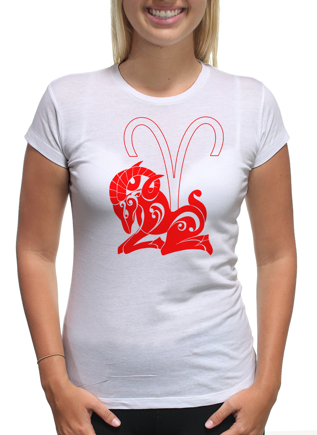 Aries Red Ram Astrological Sign