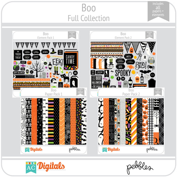 Boo Full Collection