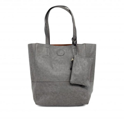 The All-Day Total Tote- Charcoal