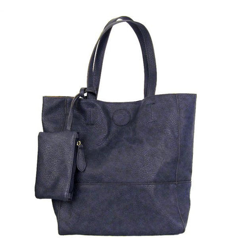 The All-Day Total Tote- Indigo