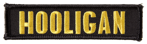 Hooligan Patch