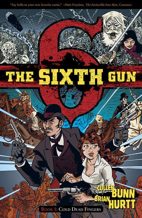 The Sixth Gun Vol. 1: Softcover