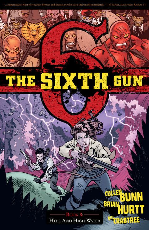 The Sixth Gun Vol. 8: Softcover