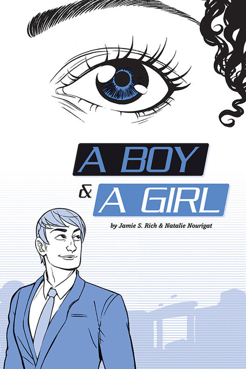 A Boy And A Girl - Hardcover Exclusive