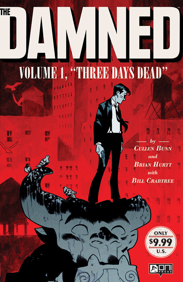 The Damned Vol. 1: Color Edition