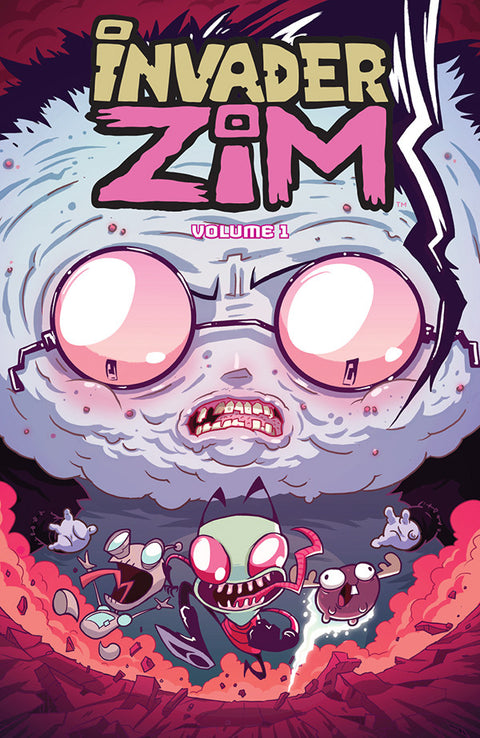 Invader Zim Vol. 1 Oni Exclusive