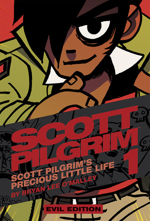 Scott Pilgrim Volume 1: Evil Ex Edition