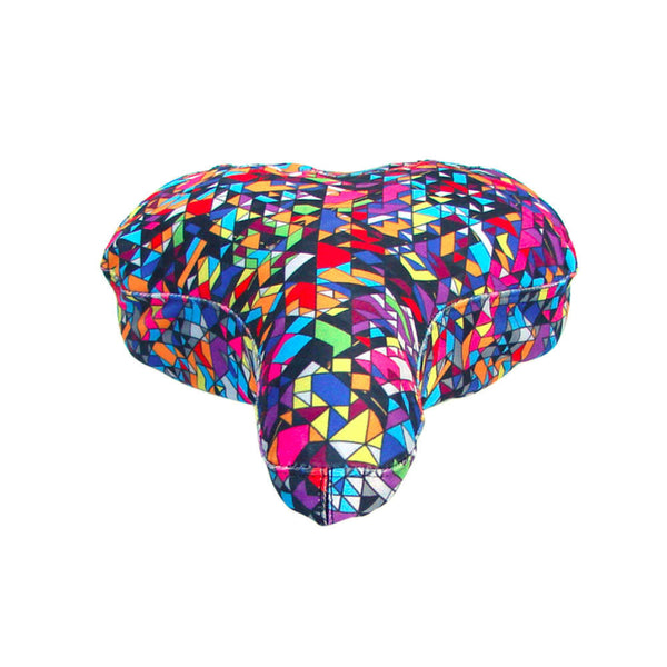 CitySeat Bicycle Seat Cover - Fractal