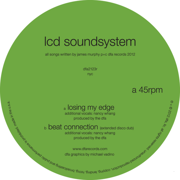 LCD Soundsystem - Losing My Edge (Remaster)