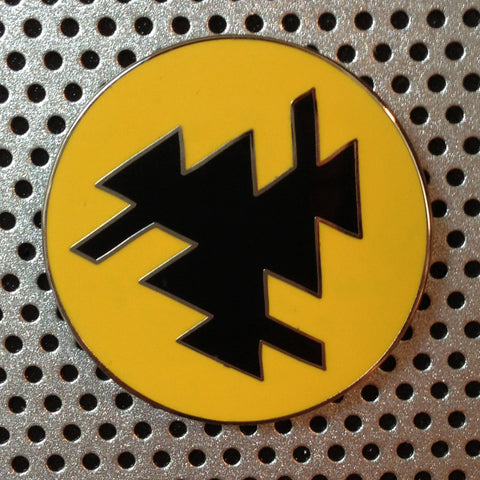 Factory Floor - Logo Badges