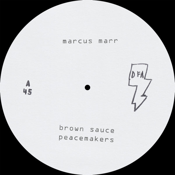 Marcus Marr - Brown Sauce (Limited White Label)