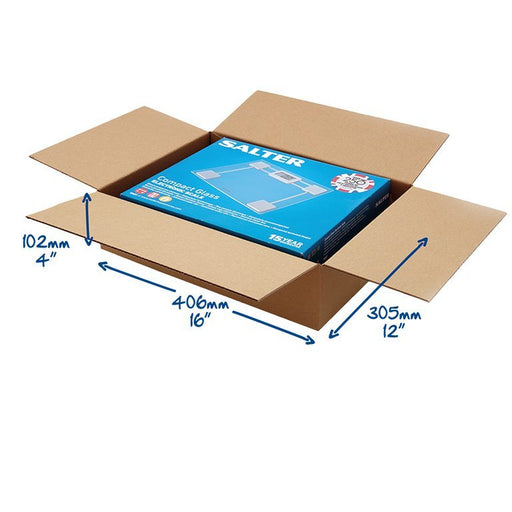E4 Single Walled Cardboard Box