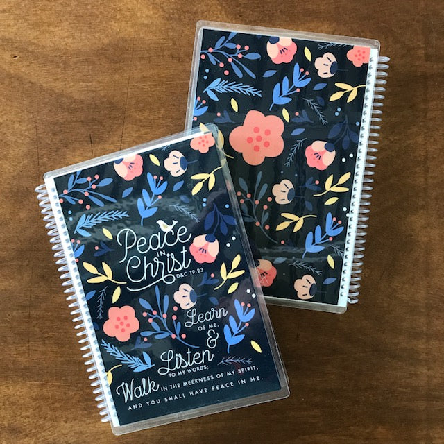 Notebooks-Young Women Theme 2018