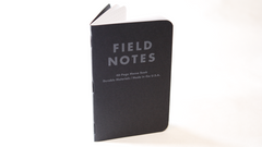 Field Notes Colors - Night Sky, Reticle Graph Paper, FNC-19 (3-pack)