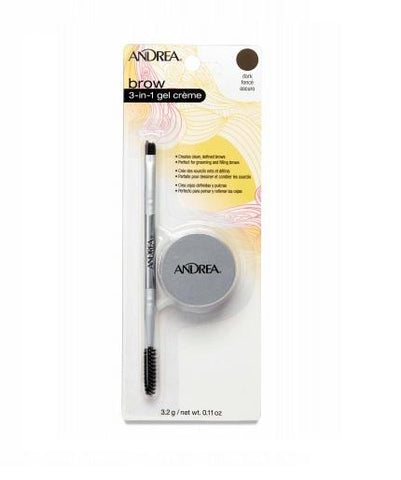 Andrea Brow 3 n 1 Gel Creme (Dark)